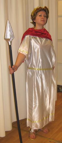 Punanaamio - hahmovinkki: Rooman keisari Nero