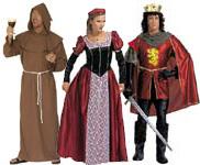 Keskiaika pukeutuminen