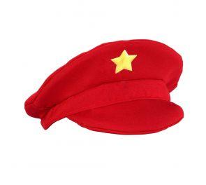 Punainen Super Mario -hattu