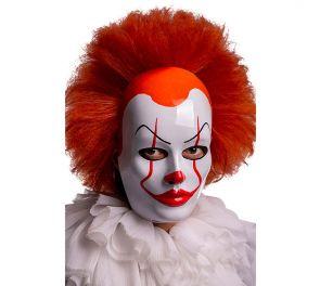 Pennywise the clown-naamari, muovia