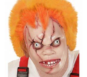 Halloween-naamari Crazy Chuck