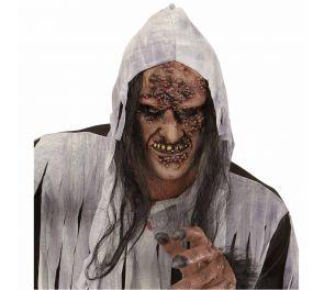 Rotten Face -naamari sopii hurjalle zombielle