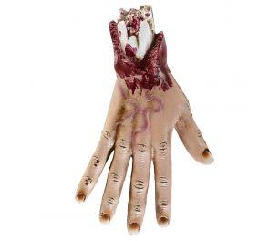 Verinen irti hakattu käsi