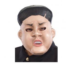 Puolinaamari, Kim Jong-un