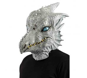 White Dragon -lohikäärmenaamari, kumia