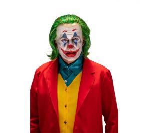 Jokerin vihreä peruukki