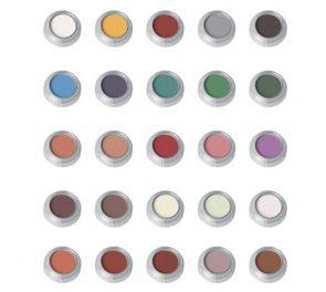 Grimas Pearl Eyeshadow - Helmiäisluomivärit