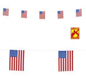 USA-lippusiima, 6 m