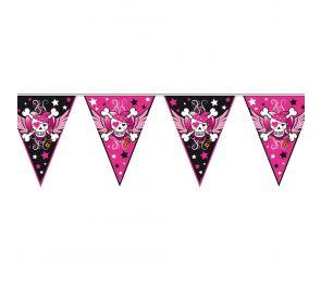 Lippusiima merirosvo-teemaan, Fly pink