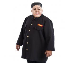 Kim Jong-un -tuotesetti sisältää takin ja puolinaamarin