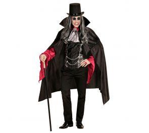 Kreivi Dracula -naamiaisasu aikuiselle