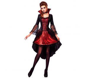 Dark Vampiress – vampyyriasu pitsikoristeilla aikuisille