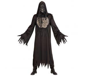Halloween-naamiaisasu käy myös muihin synkkiin pippaloihin