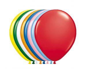 Ilmapallopussi, jossa 25 kappaletta palloja