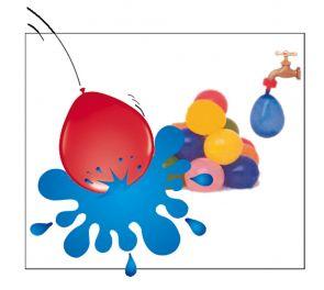 Vesi-ilmapallopussi, 50 kpl