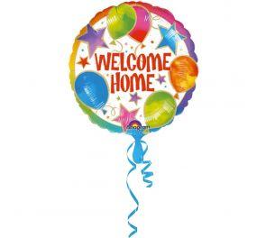 Welcome Home -foliopallo
