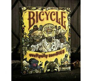 Bicycle® Everyday Zombie -pelikortit