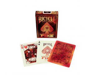 Bicycle® Fire -pelikortit
