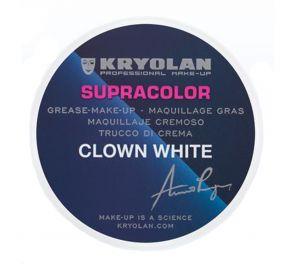 Supracolor Clown White -maskeerausvoide