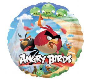 Foliopallo Angry Birds-teemalla