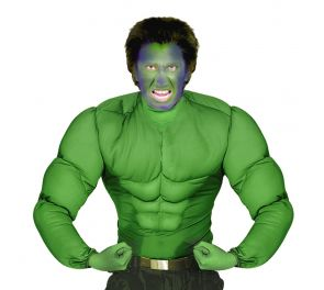 Vihreä hulk-paita aikuisille