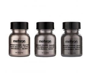 Mehron Metallic Powder -hohdejauhe