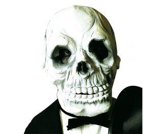 Skull-pääkallonaamari