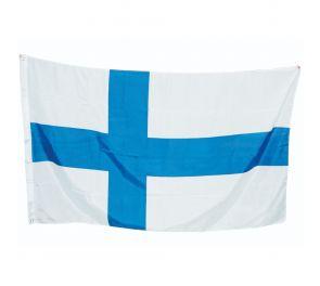 Todella iso Suomen lippu