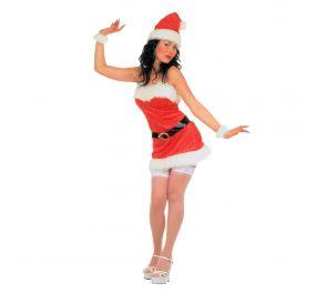 Deluxe Miss Santa -jouluasu naiselle