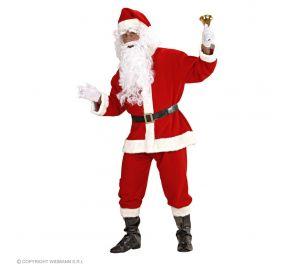 Joulupukin asukokonaisuus