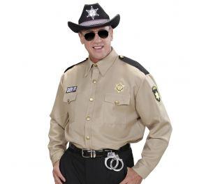 Sheriffin paita aikuiselle