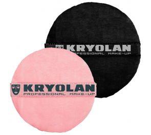 Kryolanin premium-puuterivippa, musta tai pinkki