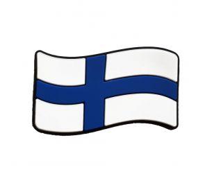 Magneetti Suomen lippu-kuviolla