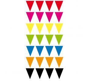 Värikkäät lippusiimat juhlaan kuin juhlaan!