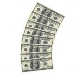 Dollari-lautasliinat, 10 kpl