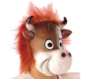 Lehmä-naamari