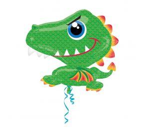 Lohikäärme-foliopallo