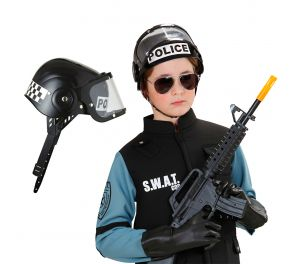 Poliisikypärä lapsille