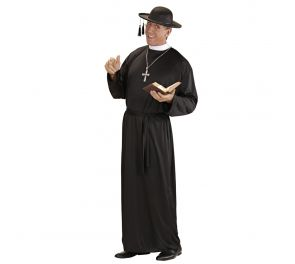 Musta papin-asu aikuisille