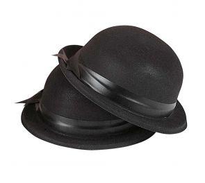 Knalli käy hatuksi niin Chaplinille kuin Ohikaiselle tai Paksukaiselle. :)