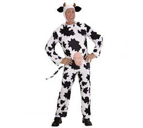 Hauska lehmä-haalari aikuiselle