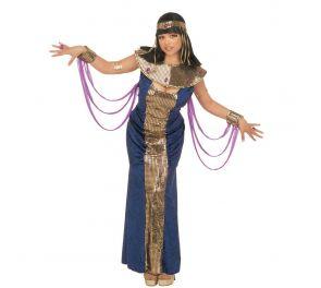 Nefertiti-asu egytiläiselle prinsessalle