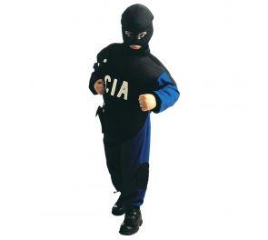 Erikoisjoukkojen poliisin asukokonaisuus lapsille