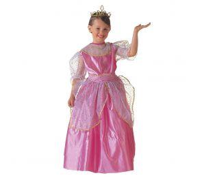 Vaaleanpunainen Damigella-mekko sopii monille hahmoille