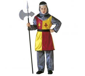 Lasten ritari-asukokonaisuus sopii myös kuninkaille ja prinsseille