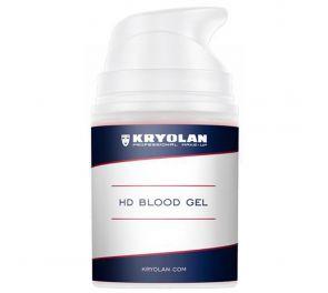 HD Blood -tekoveri pumppupullossa