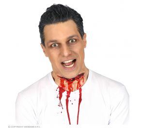 Viilletty kurkku -efekti halloweeniin ja kauhumaskeeraukseen