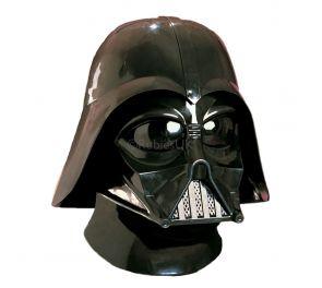 Koko pään peittävä, muovinen aito Darth Vader -lisenssikypärä