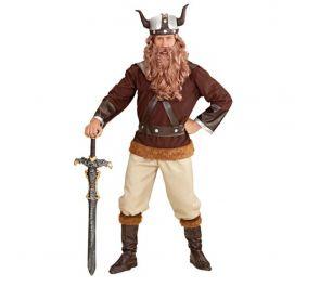 Viikinki-miehen asukokonaisuus aikuisille