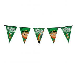 St. Patrick's Day:n teemaan loistavasti sopiva viirinauha